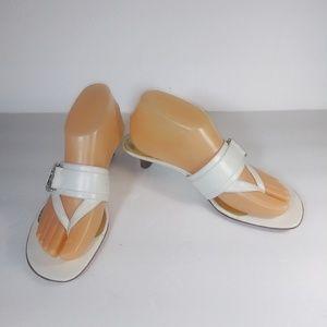 Circa Joan and David Cjavi Leather Sandals 7.5M